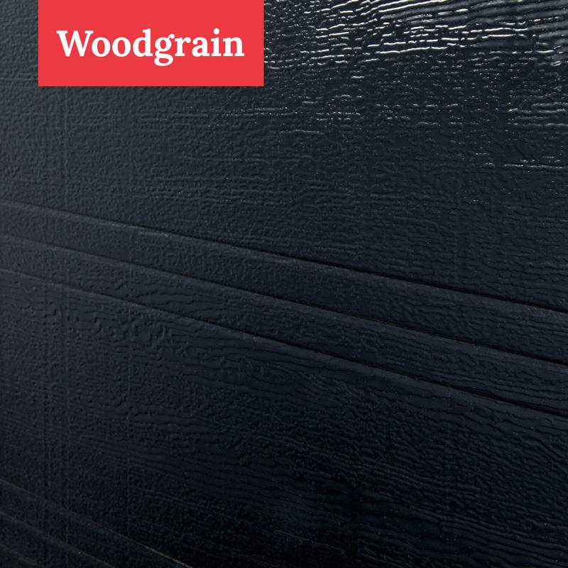 nassau, garagepoort, woodgrain,
