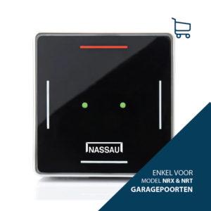 Muurzender 2 kanaals NRT NASSAU Door
