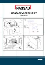 nassau garagepoorten homelink brochure NL