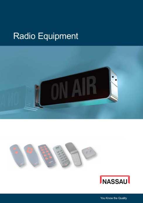 nassau sectionaalpoorten radio brochure EN