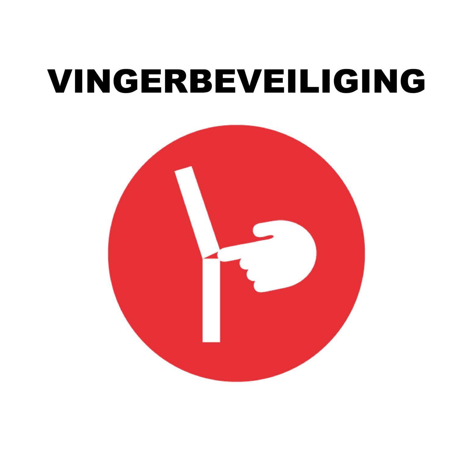 vingerbeveiliging icoon
