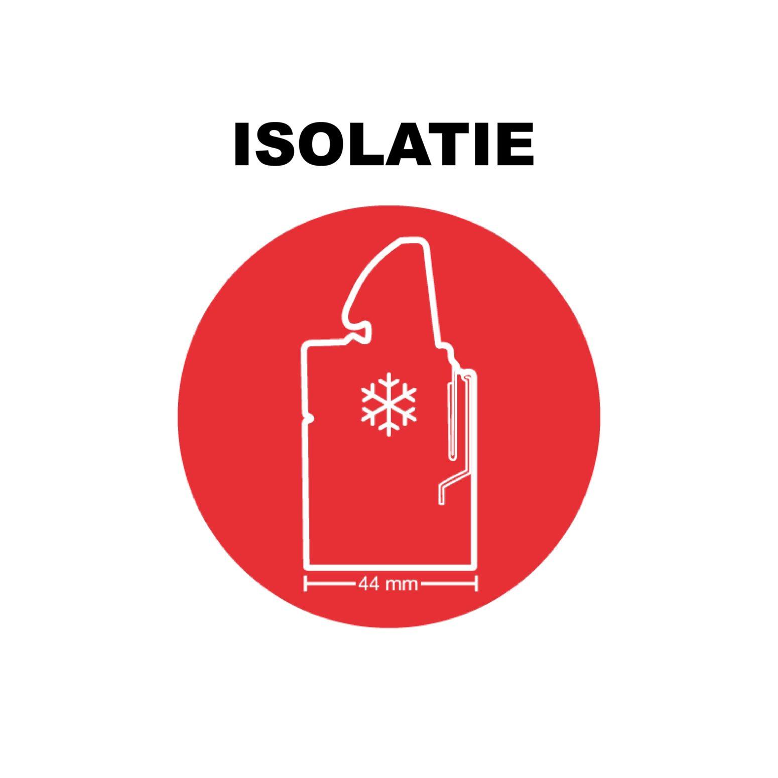 isolatie icon