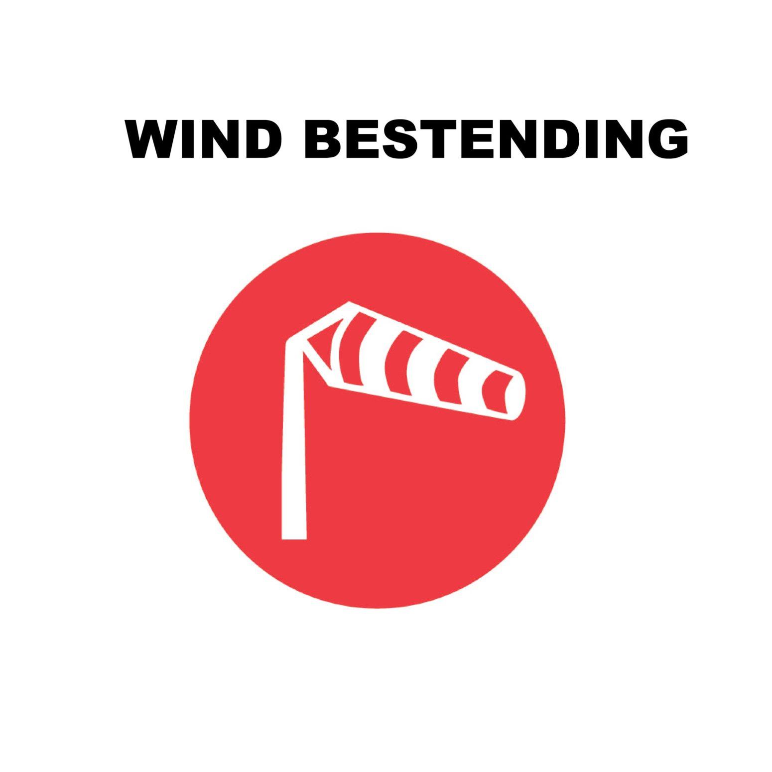 windbestendig icoon