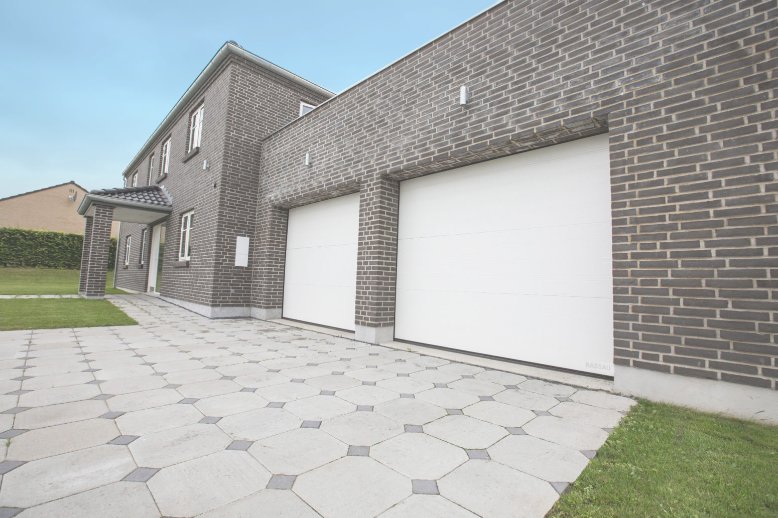 softline granite garagepoort