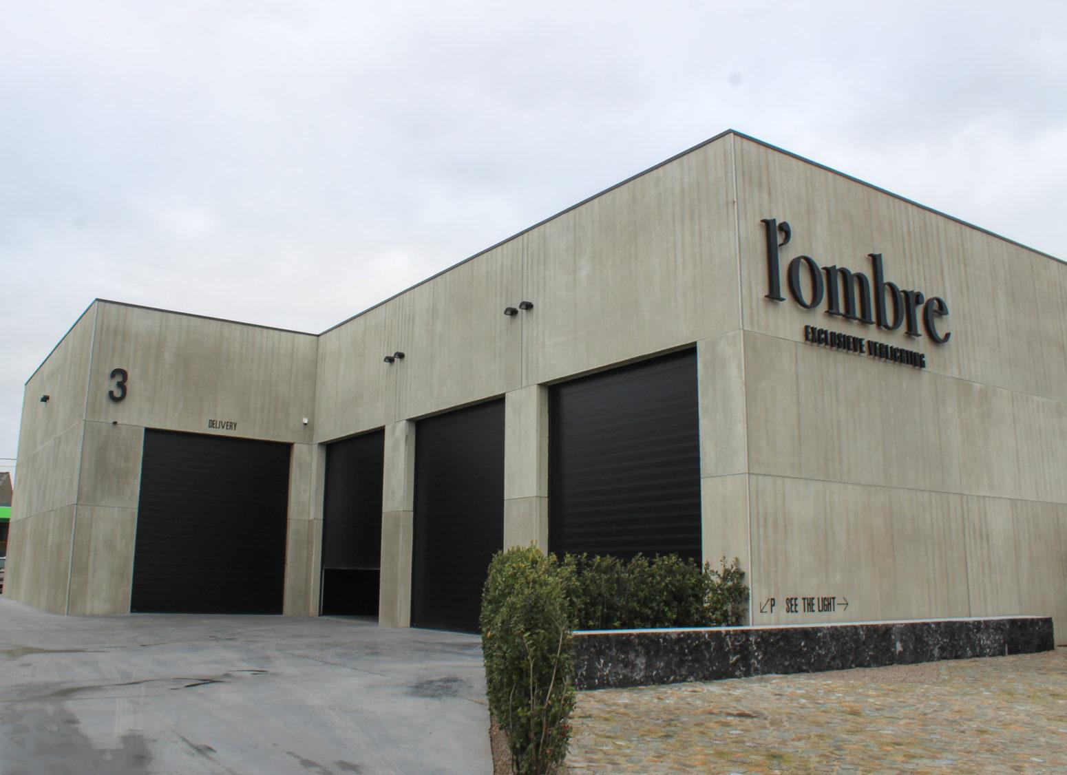 Lombre-9000F-sectionaalpoort