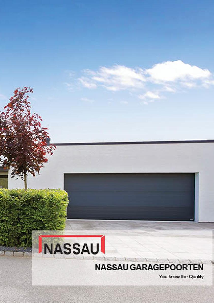 NRX garagepoorten NL