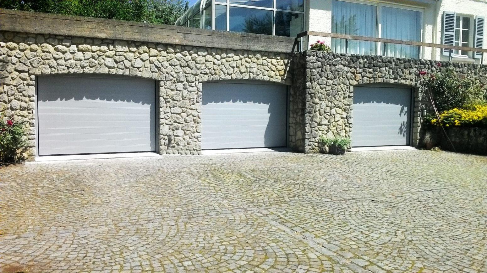 Garagepoorten classic kasteel