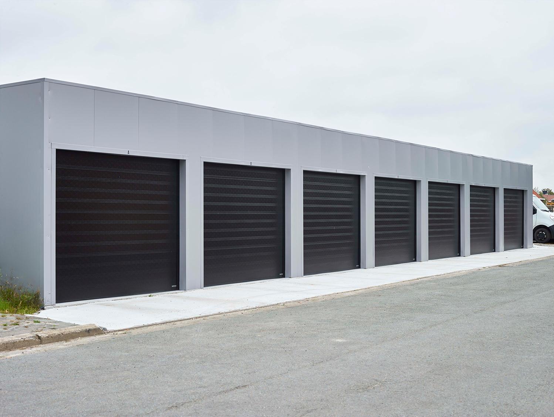 Garageboxzen NRX
