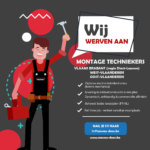 montage-techieker Nieuwe vacature Montage-team-01