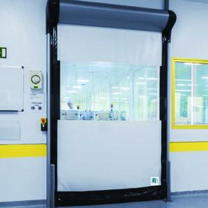 Cleanroom_2-01 NASSAU Highspeed Door