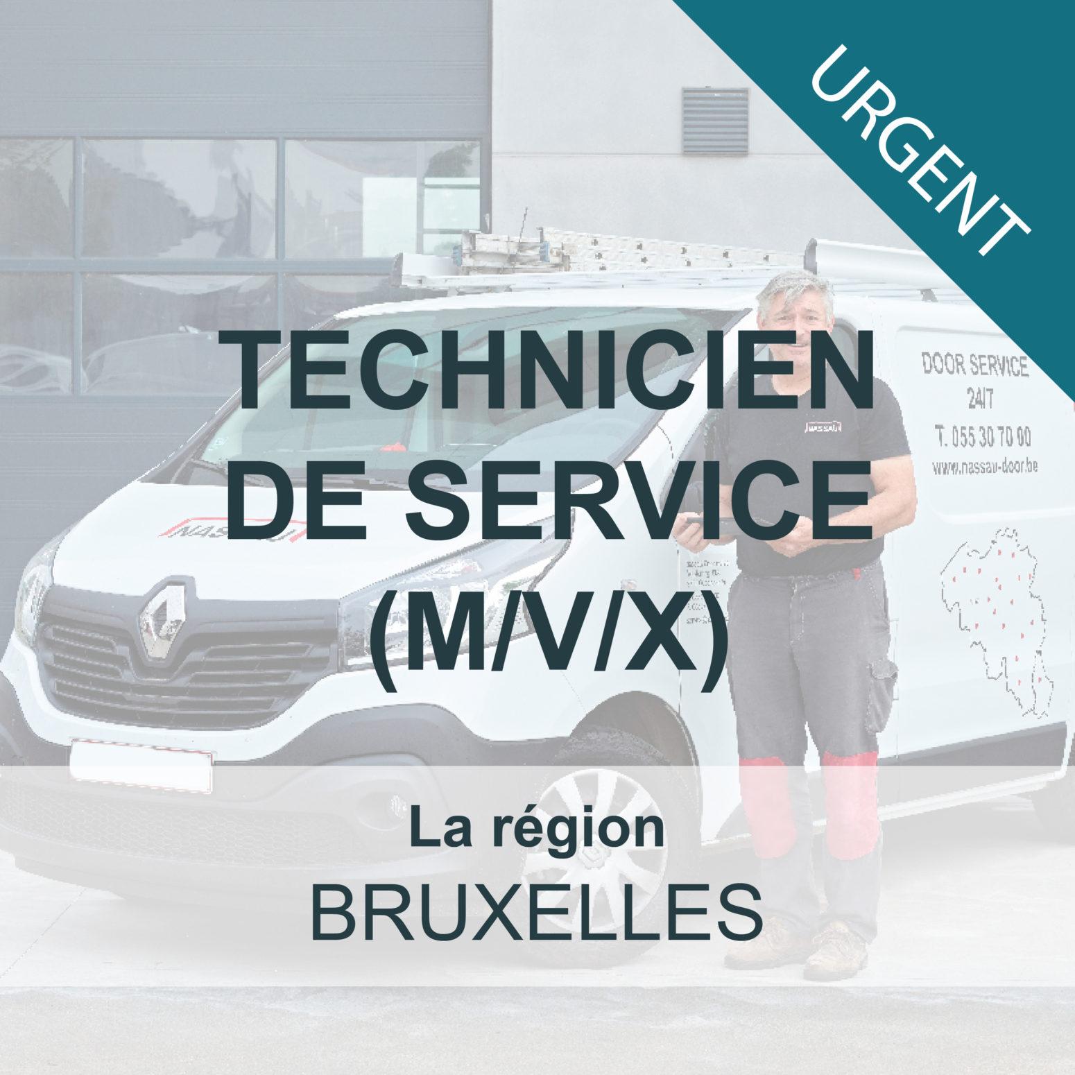 TECHNICIEN SERVICE-FR NASSAU