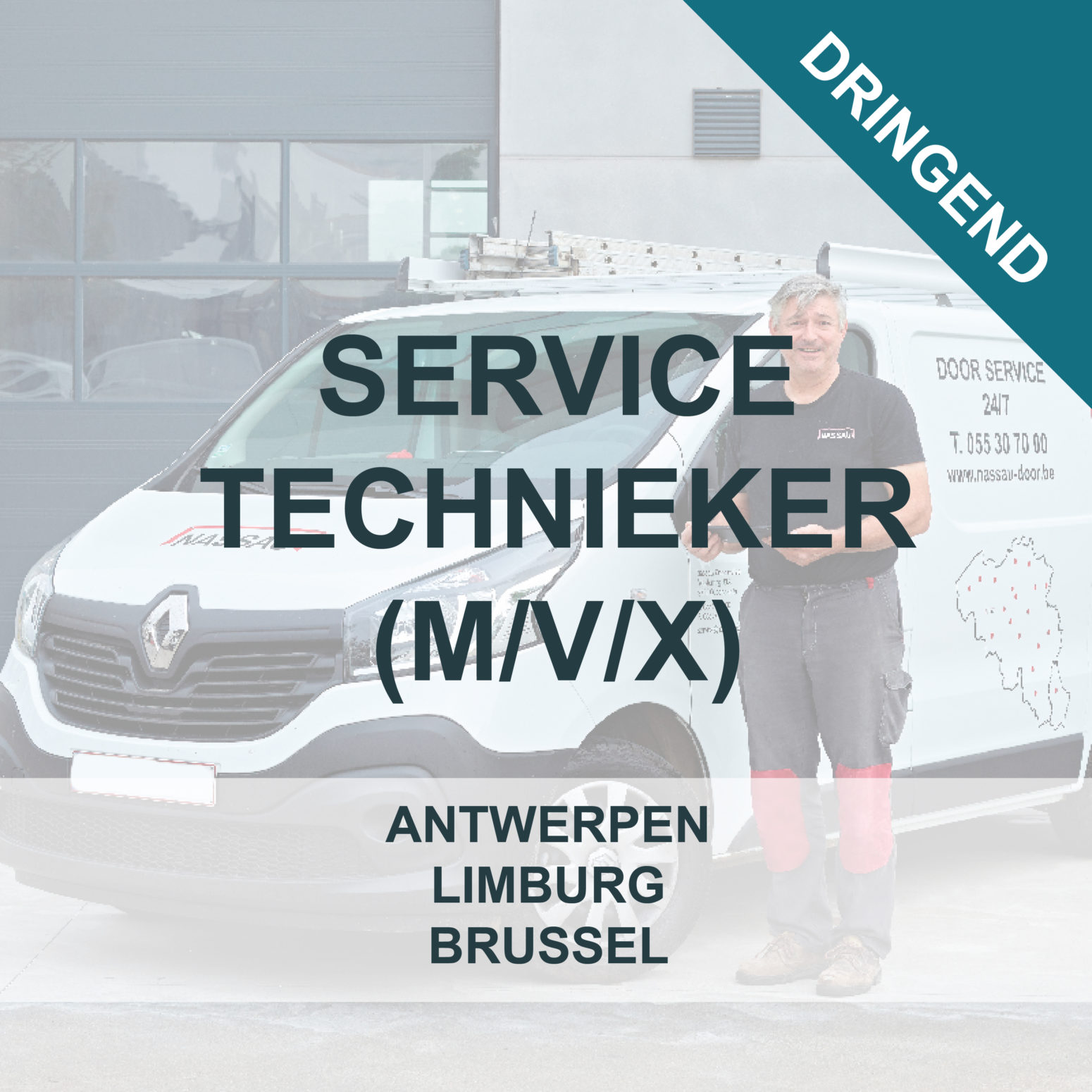 service technieker NL-02 NASSAU